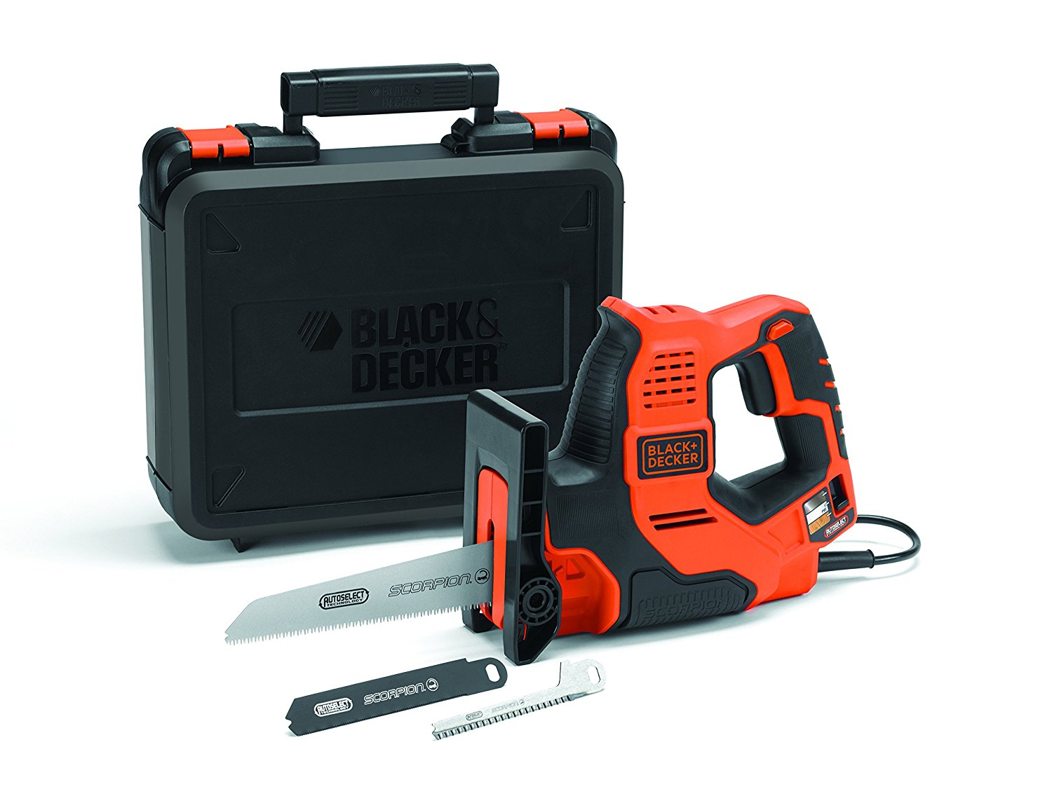 scie sabre Black & Decker RS890K